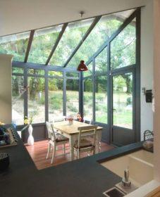 Veranda Maison Mitoyenne Et Photo Veranda Fer Forge