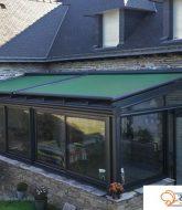 Store interieur veranda toit, avis sur veranda leroy merlin