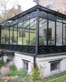 Veranda pointe aux biches hotel 3* sup | veranda ancienne acier