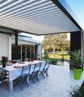 Veranda bioclimatique plan – veranda demontable+permis de construire