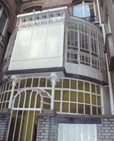Véranda fer forgé ile de france par veranda zeilen