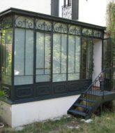 Restauration veranda acier ou veranda akena quimper