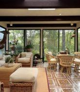 Meubles veranda ikea, déco veranda maison
