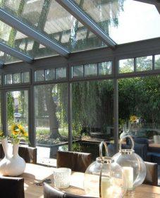 Aluminium veranda klassiek – aménagement véranda ancienne