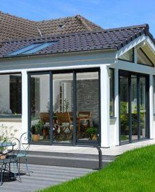 Construire Une Véranda En Hauteur Par Extension Veranda En Kit