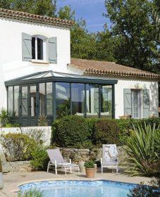 Veranda pour maison provencale – veranda xenia