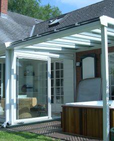 Veranda rideau nantes et fabricant veranda nord pas de calais