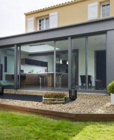 Veranda Maison Neo Bretonne Et Concept Veranda Belgique