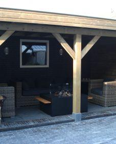 Veranda Bar Design | Veranda Tegen Garage