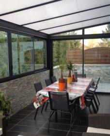 Veranda fbs | veranda en bois kit