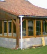 Véranda De Maison En Bois Et Veranda Pour Mobil Home