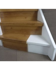 Renovation escalier pvc et renovation plastique