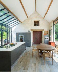 Veranda Maison Sur Sous Sol : Veranda Pour Maison En L