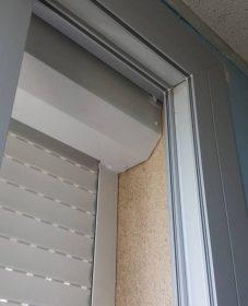 Pose En Renovation Porte D'entrée Et Volet Roulant Invisible Renovation