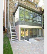 Maison Veranda A L'etage : Veranda Veszprém