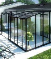 Veranda alu brico depot et veranda coulissante pour piscine