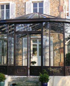 Veranda D Entree Occasion Ou Veranda Extension De Maison