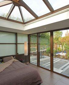Une veranda chambre ou veranda alu oise