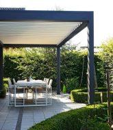 Veranda Aluminium Ou Pvc Lounge Voor Veranda