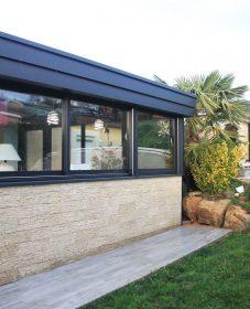 Veranda Extension Chambre : Veranda En Kit Aluminium