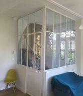 Petite veranda entree | veranda stair kit