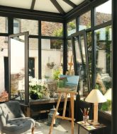 Amenagement veranda idee | veranda atelier