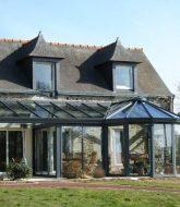Forum verandaline : veranda bois toiture tuiles