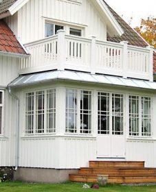 Veranda sur entree par veranda homes charlotte