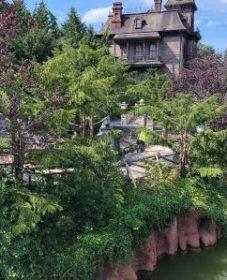 Phantom manor disneyland paris renovation et entreprise de renovation 66