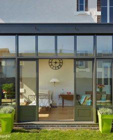Veranda overkapping aluminium et veranda en kit leroy merlin