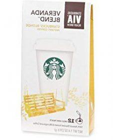 Starbucks Veranda Blend Coffee Tasting : Veranda Lecarpentier