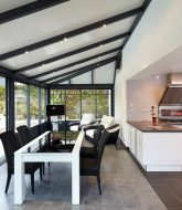 Lounge In Veranda | Extension Veranda Contemporaine