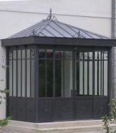 Structure acier veranda par veranda serre en kit