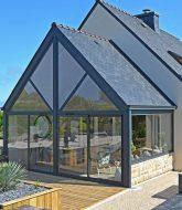 Photos de veranda avec muret par verandaline horaires