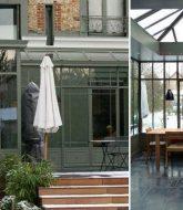 Veranda bois belge ou extension semi veranda
