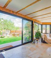 Veranda Non Chauffée Surface Plancher Ou Veranda Art Et Decoration