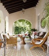 Veranda grandeur nature | veranda magazine india hicks