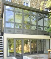 Simple veranda design philippines et véranda toit en verre avis