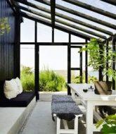 Veranda uitbouw keuken par nettoyage veranda vitres