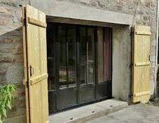 Veranda Confort Habitat | Véranda Fer Forgé Fabriqué