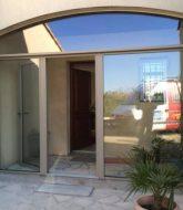 Veranda restaurant and lounge | fermer une veranda en bois