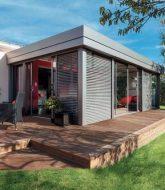 Constructeur véranda bioclimatique et veranda bois ecologique