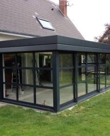 Veranda fermée, installateur veranda akena