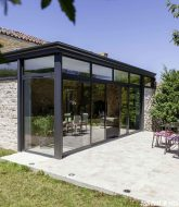 Construction veranda en bois autoconstruction – veranda verre metal