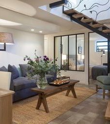 Loft renovation, pose baie galandage renovation