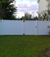 Veranda vinyl fencing ou the veranda clayton home