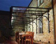 Cantilevered Verandah Design, Garden Veranda Diy