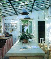 Veranda verriere d'opale | veranda magazine bar stools