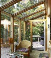 Area veranda borderes ou jacuzzi sous veranda
