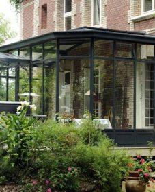 Veranda Maison Colombage Ou Modele Veranda Pour Cuisine